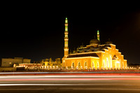 Mosque at night...